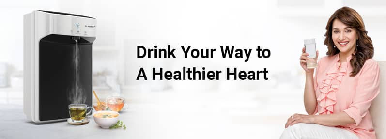 Drink Your Way to A Healthier Heart